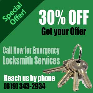 San Diego Car Locksmith Coupon
