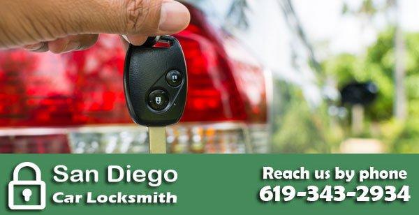 San Diego CA Car Locksmith